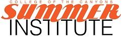 Summer Institute Link